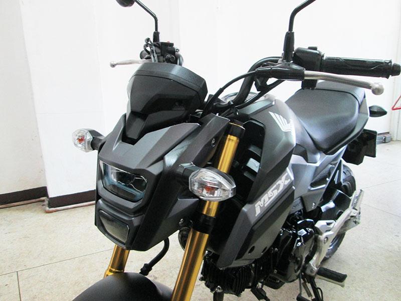 ขาย Honda Msx 125 SF ไมล์ 4479 กม