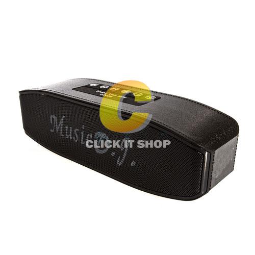 ลำโพง Music D.J. Bluetooth (S2026) Black