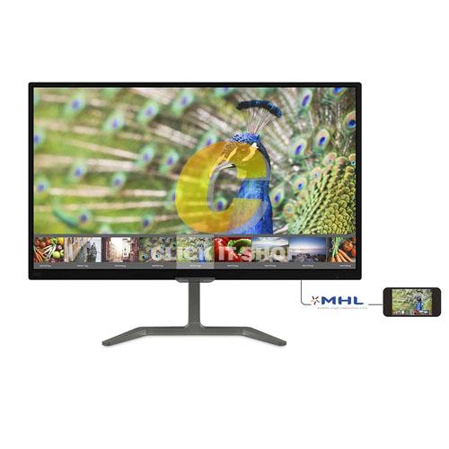 "PHILIPS 24"" PLS Monitor / Black (246E7QDSB/00)(VGA/DVI/HDMI)"