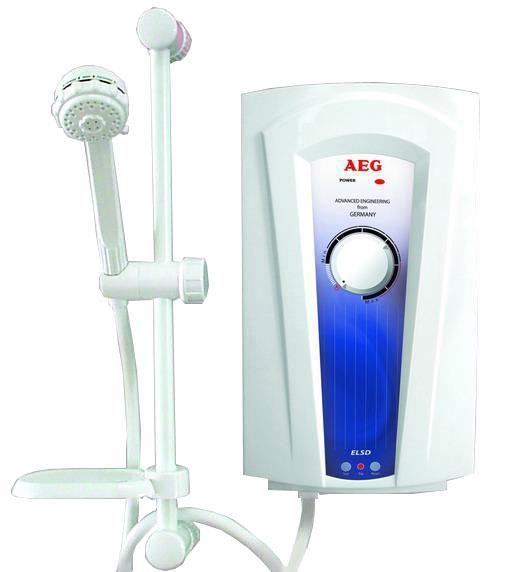 เครื่องทำน้ำอุ่น AEG รุ่น FM 35 E