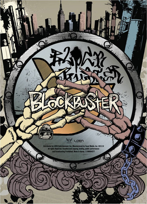 [Pre] Block B : 1st Album - Blockbuster + Poster