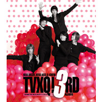 [Pre] TVXQ : 3rd Album - O.Chung.Bang.Hub (Ver.C) (CD+Vacation DVD)