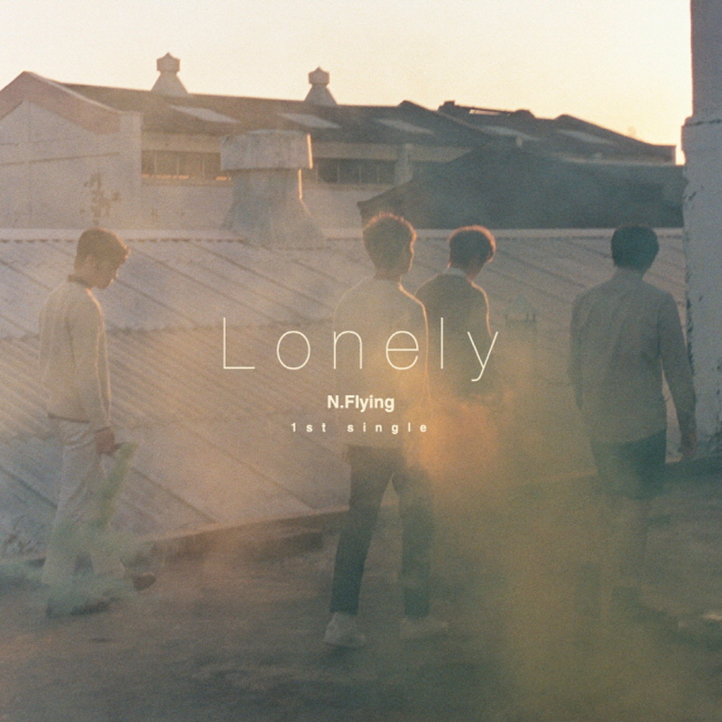 [Pre] N.Flying : 1st Single - Lonely +Poster