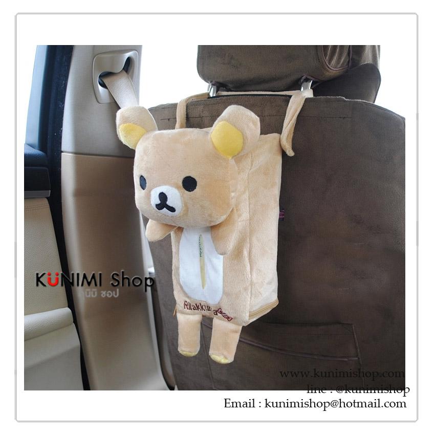 ที่ใส่กระทิชชูในรถยนต์ ลายการ์ตูนน่ารัก มีที่แขวน วัสดุทำจากผ้า มี 4 ลายให้เลือกครับ ขนาด : ยาว 24.5 x กว้าง 13.5 cm.