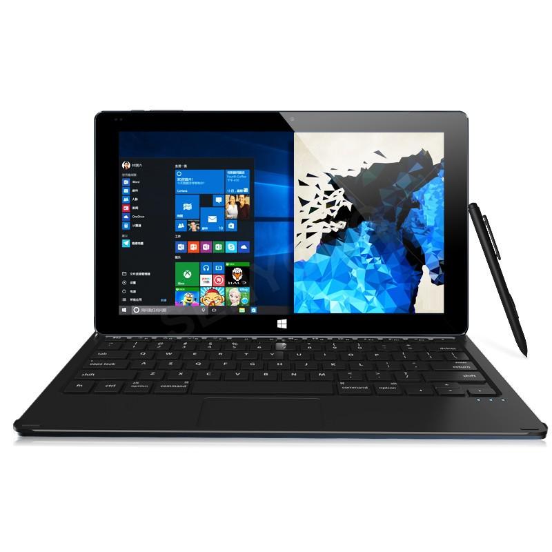 Cube iWork11 stylus Dual-OS: Win10 64-bit+Android5.1 tablet+laptop 2in1 Wacom stylus 10.6 นิ้ว 1080P Intel 14nm Quad Core 4G/64G