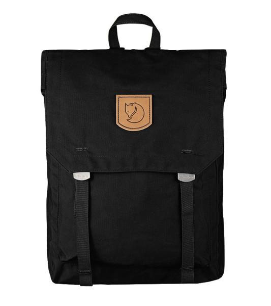 Fjallraven - Foldsack No.1 Black สีดำ