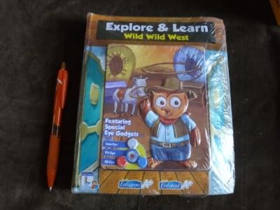 Explore &learn wild wild west