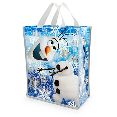 Olaf Reusable Tote - Frozen ของแท้ นำเข้าจากอเมริกา