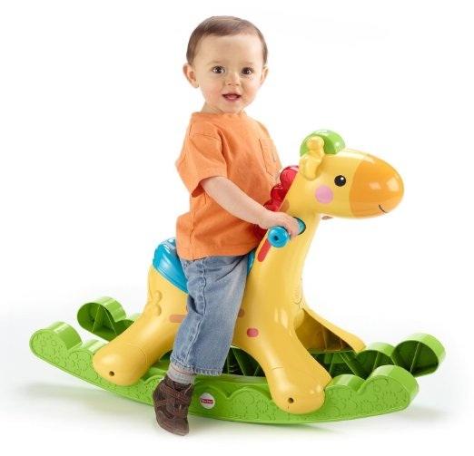 ยีราฟโยกเยก Fisher-Price Rockin' Tunes Giraffe