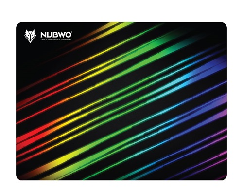 Mouse PAD (แบบผ้า) NUBWO NP-022 Speed