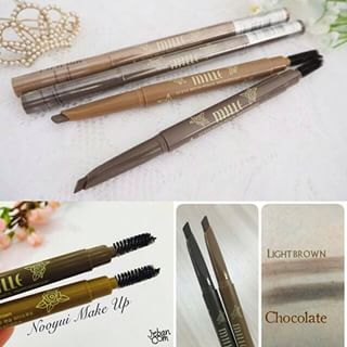 Mille 3D Eyebrow Pencil Waterproof #Dark brown