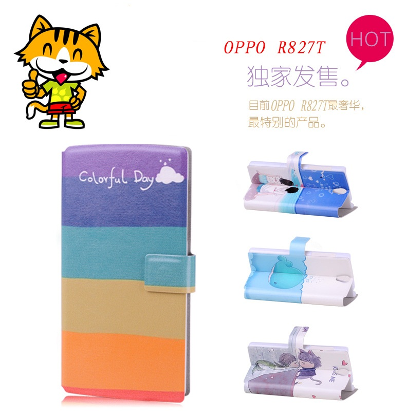 Oppo Find 5 Mini -Diary Case [Pre-Order]