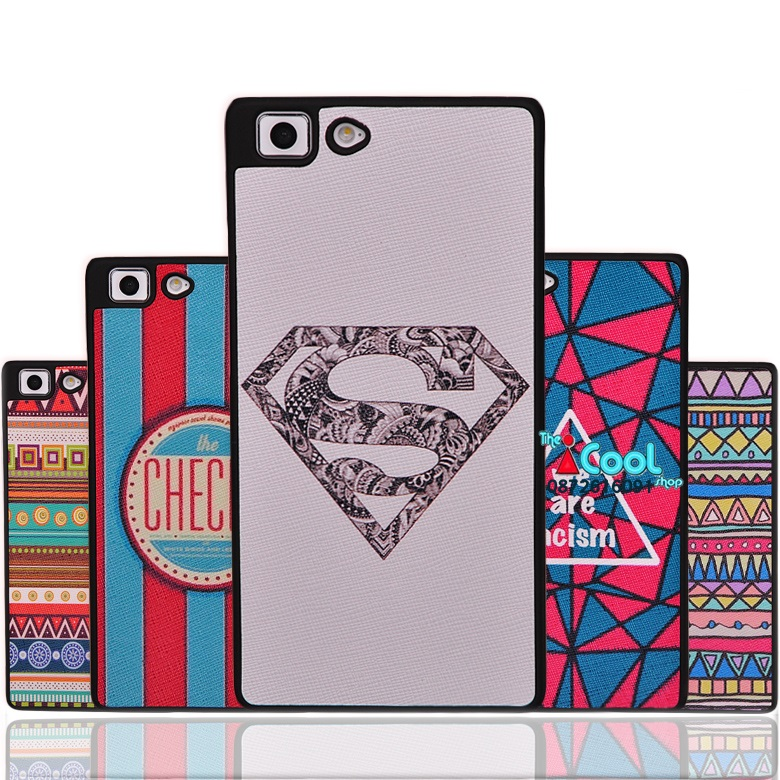 เคส OPPO R5 - Cartoon Hard Case#2[Pre-Order]