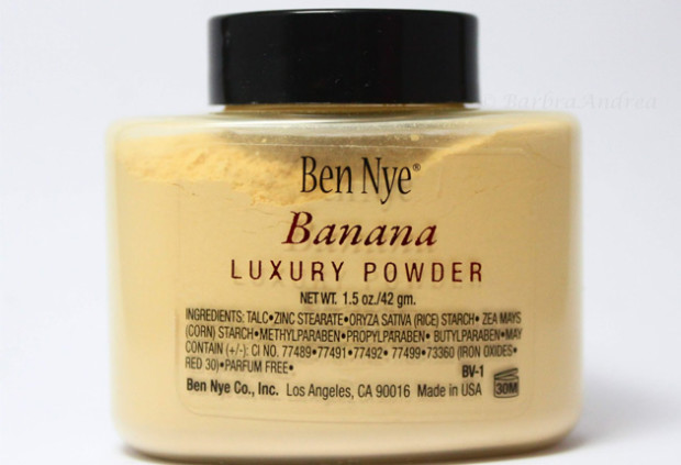 Ben Nye Luxury Powder #Banana 42g