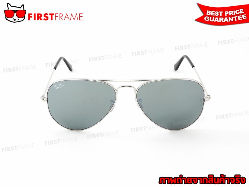 แว่นกันแดด RayBan RB3025 W3275   AVIATOR LARGE METAL2
