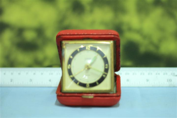 T0657 นาฬิกาปลุกเยอรมันโบราณ Dacora ส่ง EMS ฟรี