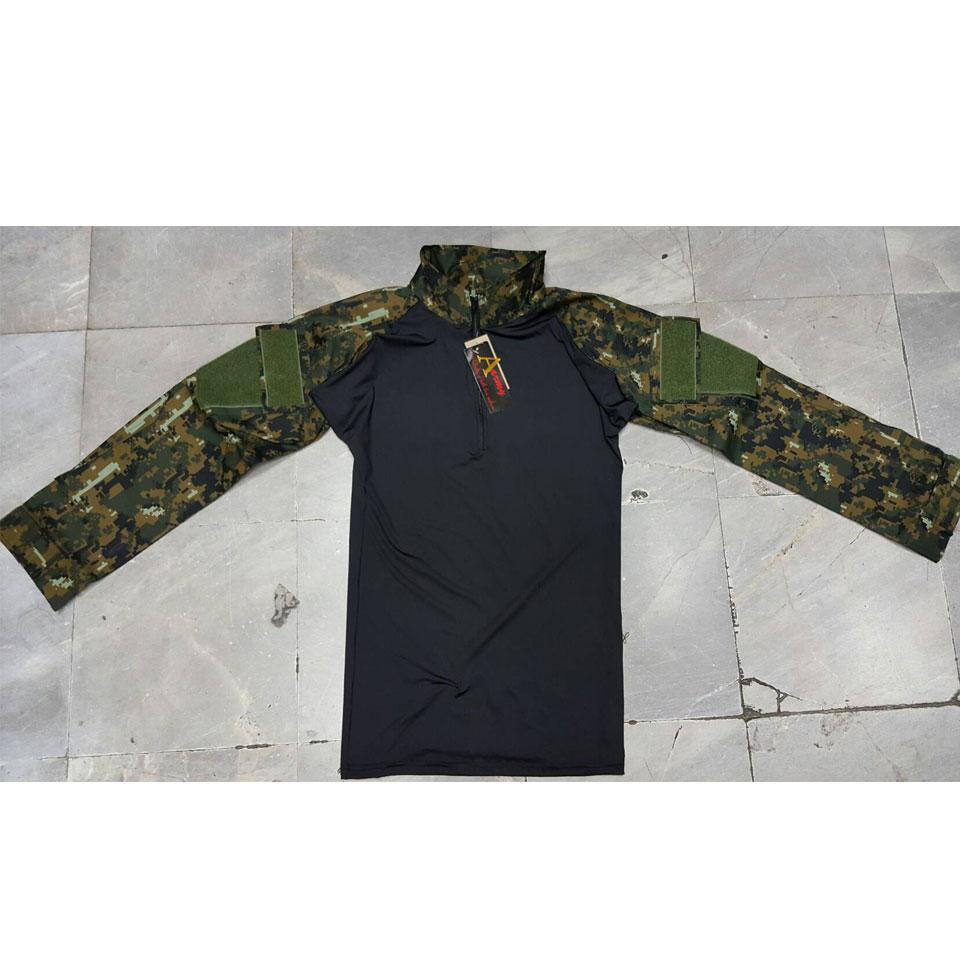 เสื้อ Combat Shirt ดิจิตอลอส.