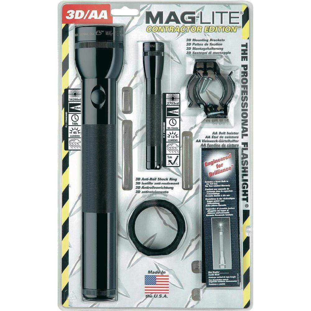 ไฟฉาย Maglite 3D แม่ลูก
