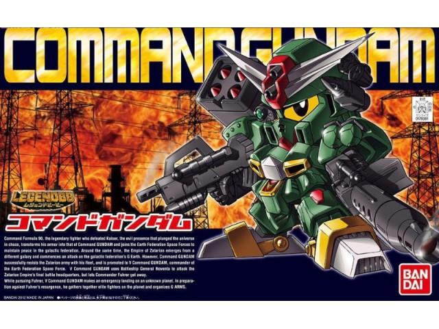 BB375 LEGEND BB COMMAND GUNDAM