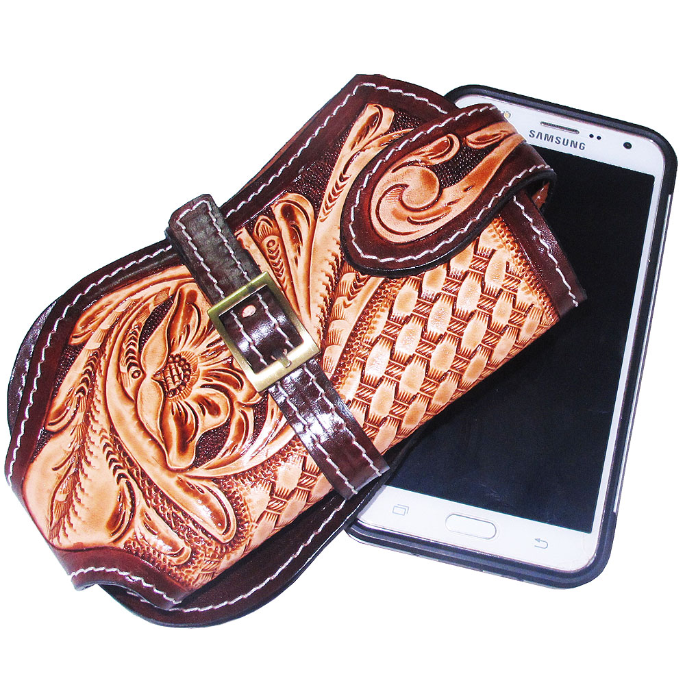 Very Beautiful Cowhide Mobile Case For Your Mobile Phone งานสวยงานเนี๊ยบ งานดุลมือสำหรับ