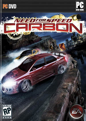 Need For Speed Carbon ( 1 DVD )