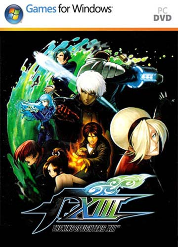 King of Fighters XIII ( 1 DVD )