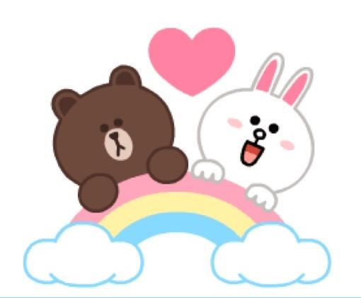 LINE Characters : Pastel Cuties