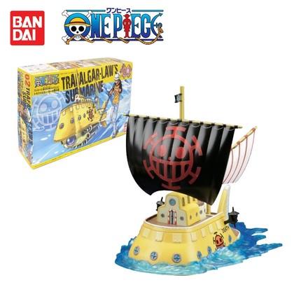 GRAND SHIP COLLECTION 02 TRAFALGAR LAW'S SUBMARINE (ของแท้ลิขสิทธิ์)