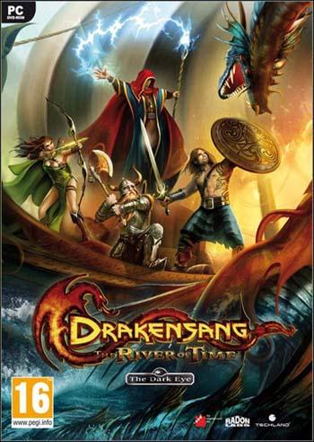 Drakensang The River Of Time ( 1 DVD )