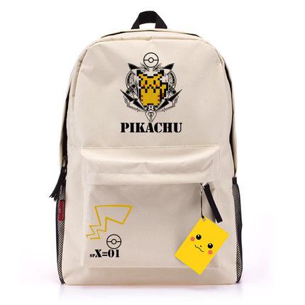 กระเป๋าสะพายหลังโปเกมอน Pokemon 2016