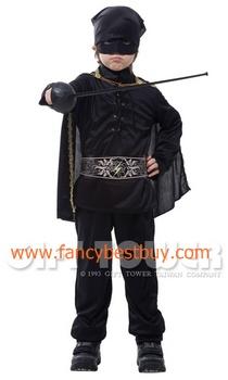ชุดแฟนซีอัศวินหน้ากากดำ Masked Knight มีขนาด M, L, XL