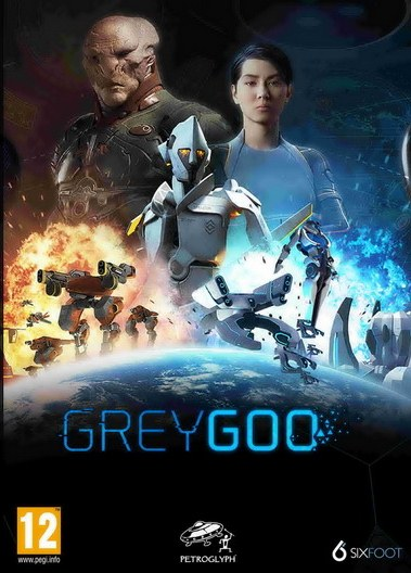 Grey Goo ( 2 DVD )