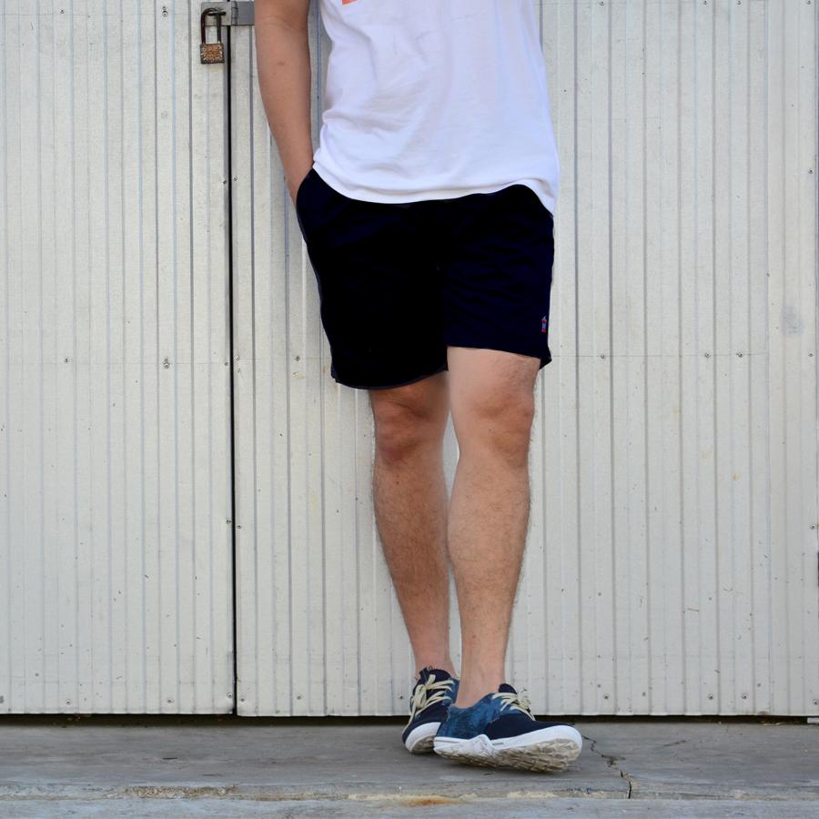 กางเกงขาสั้น BFactory (สีดำ)