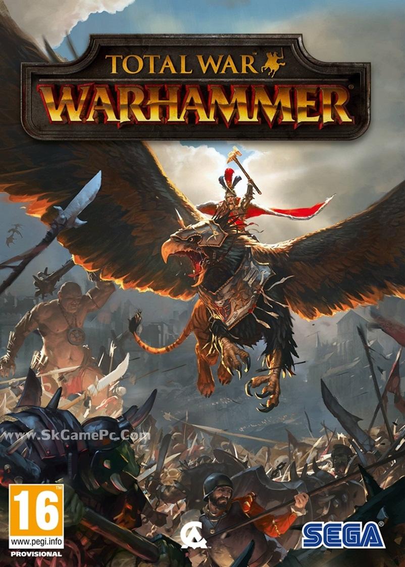 Total War WARHAMMER ( 4 DVD )