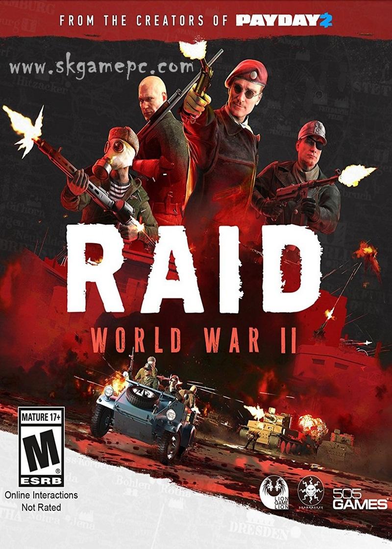 RAID World War II ( 3 DVD )