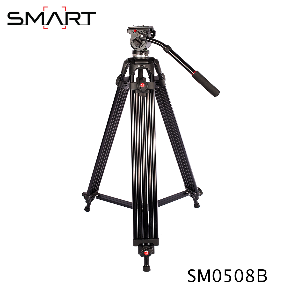 SMART Tripod SM0508B Aluminum Alloy Professional For Video & Camera