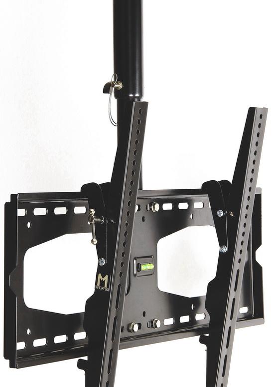 """ขาแขวนยึดทีวีแบบแขวนเพดาน Metalnic รุ่น MT-T5500 รองรับจอ 32""""-60"""" โทรเล้ย 0972108092"""