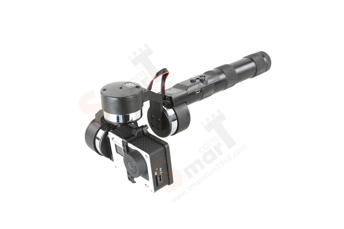 Zhiyun Z1-PRO 3-Axis Handheld Brushless Stabilizing Gimbal for GoPro with Charging function