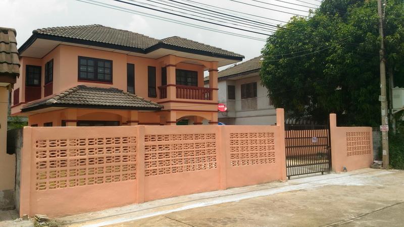 H726 ขายบ้านเดี่ยว 2ชั้น 70 ตร.วา ม.มิตรประชา โครงการ15 บางบัวทอง 4นอน 2น้ำ ทาสีใหม่หมดทั้งหลัง บ้านหลังใหญ่ ทำเลดี