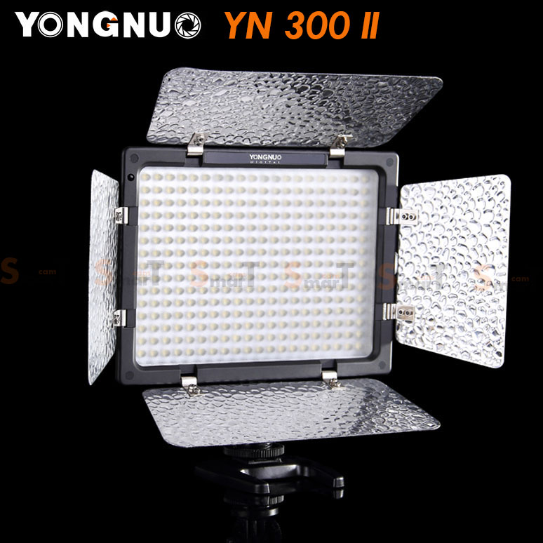 Continuous Lighting YN300 II New YongNuo LED Video Light