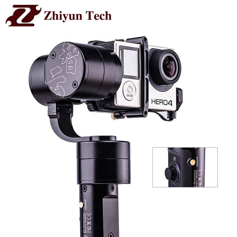 Zhiyun Z1-Evolution 3-Axis Handheld Stabilizing Gimbal for GoPro Xiaomi Yi SJ4000