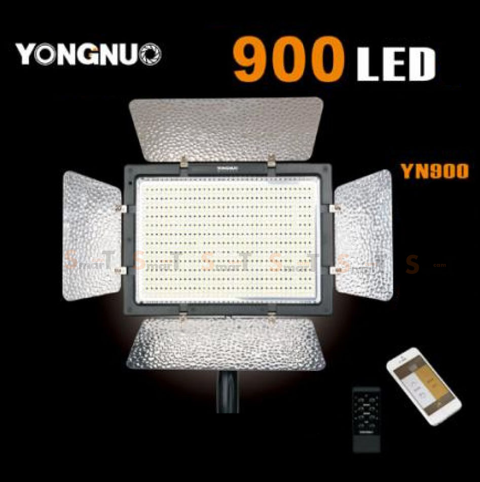 Continuous Lighting YN900 New YongNuo LED Video Light