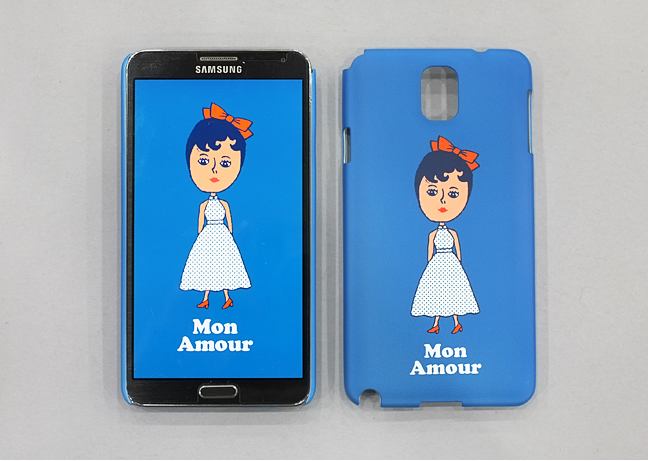 AURORE MON AMOUR SNAP CASE FOR GALAXY NOTE 3
