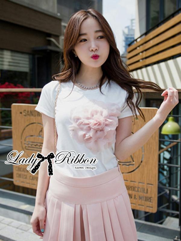 Lady Ribbon Lady Cara Blossom Sweet Chic T Shirt